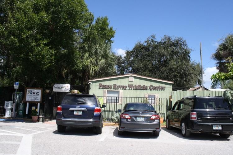 Wildlife refuge at Ponce de Leon Park