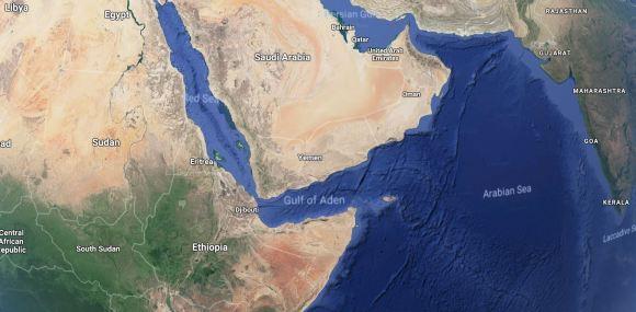 Google Earth Yemen