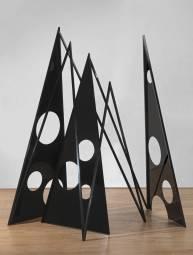 Legend 2009 by Eva Rothschild born 1971