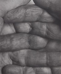 john-coplans-self-portrait-interlocking-fingers-no-1