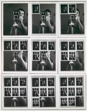 william-anastasi-nine-polaroid-portraits-of-a-mirror-contextual