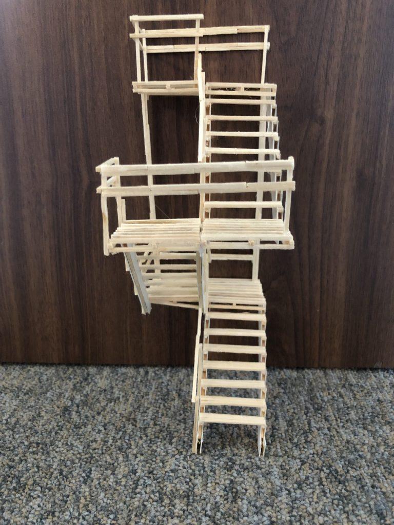 Week 5: Adding Handrails
