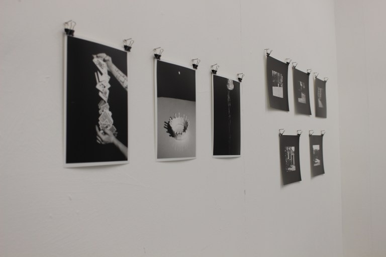 Study Abroad Exhibition Preparation