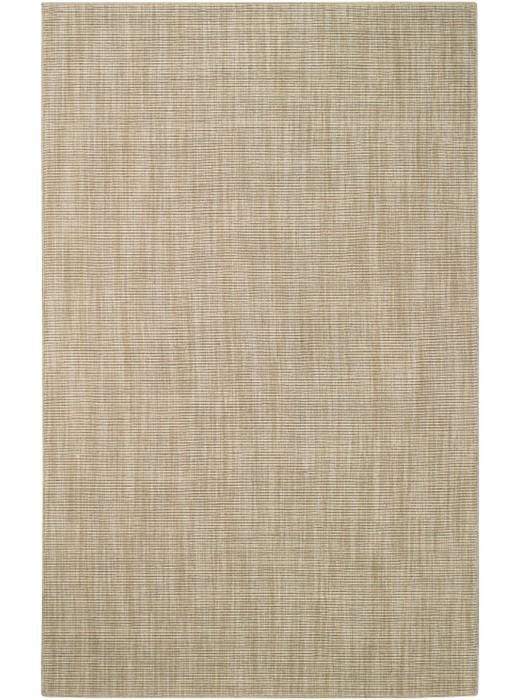 Spa Rug Soft Wool Sisal Tan
