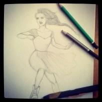 Essai de dessin #2