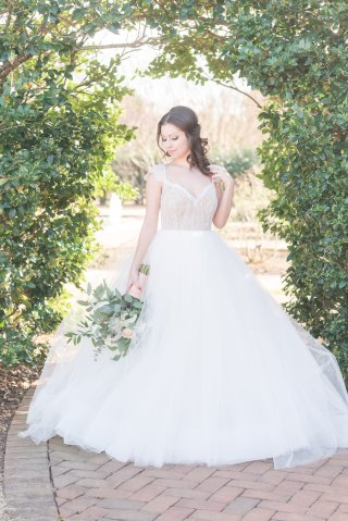 Charlotte Wedding Collective - Styled Shoot to Celebrate the Launch at Daniel Stowe Botanical Garden