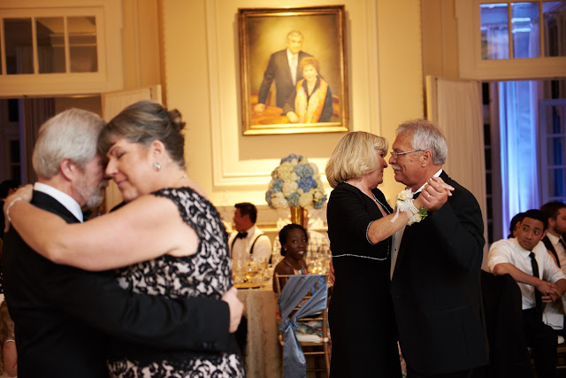 Let's Start a New Wedding Tradition: The Parents' Dance