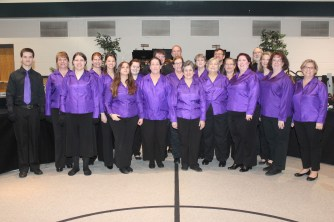 CBHE members after performing their 2014 Winter Concert.