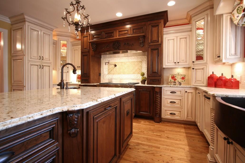 Custom Kitchen Cabinets By Walker Woodworking