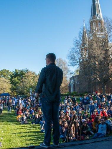 Bishop's Youth Pilgrimage