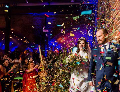 London Greek Wedding