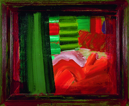 Howard Hodgkin Charlotte Formosa Fine Art