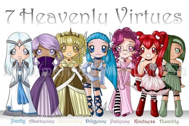 Seven Heavenlies