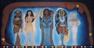7 goddesses