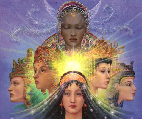 Seven Goddes Archetypes