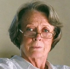 Maggie Smith, inspiration