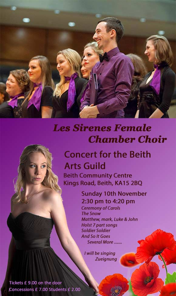 Choir-Poster