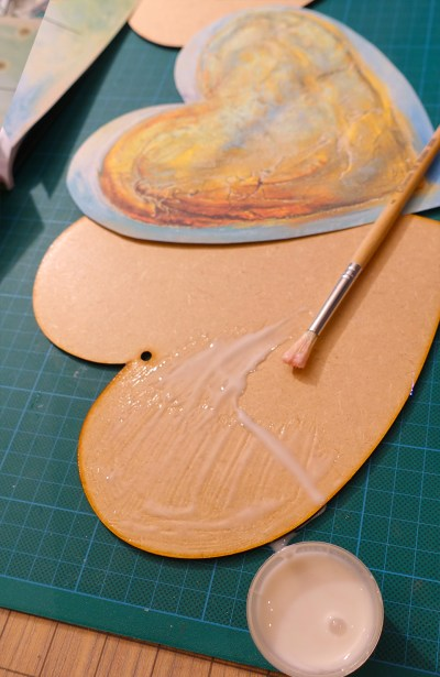 Cutting-and-Sticking