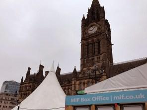 Albert Square Manchester Festival Pavillion
