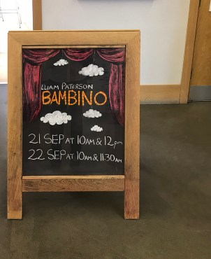 BambinO Sign