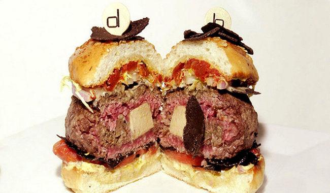 hamburguesa exclusiva