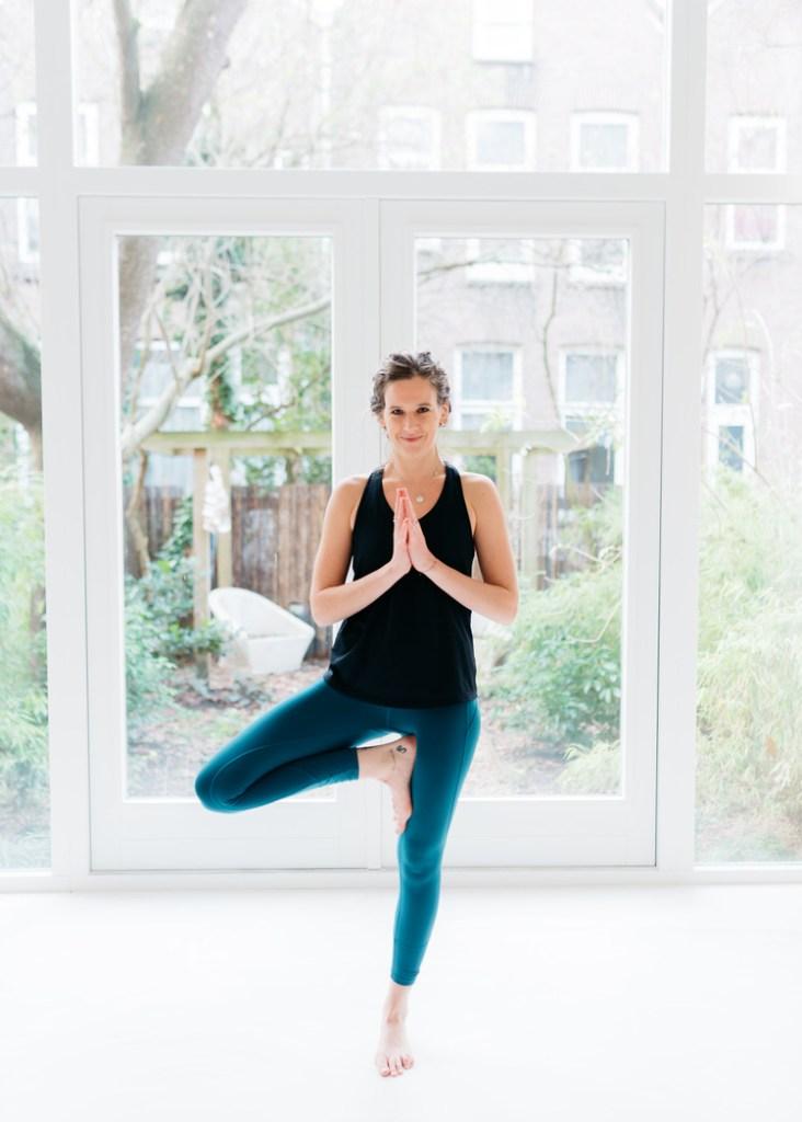 Charlotte Johanna - Yoga
