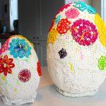 egg sculpture