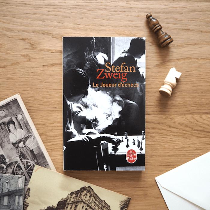 Le Joueur d'échecs – Stefan Zweig