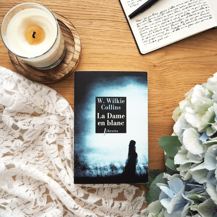 La Dame en blanc – William Wilkie Collins