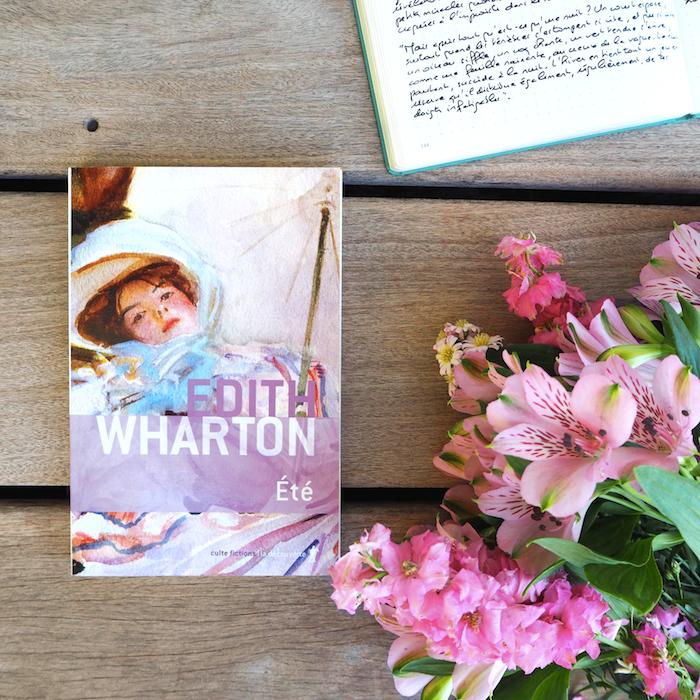 Été – Edith Wharton