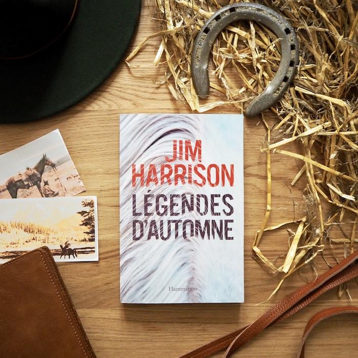 Légendes d'automne – Jim Harrison