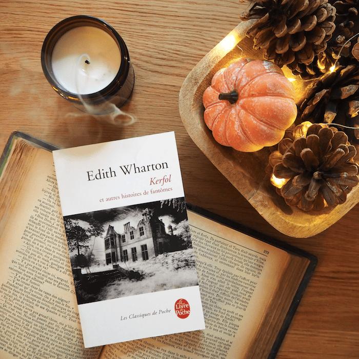 Kerfol et autres histoires de fantômes – Edith Wharton