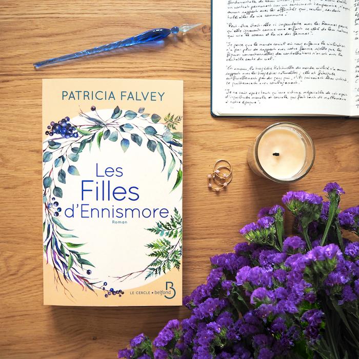 Les filles d'Ennismore - Patricia Falvey