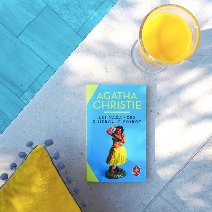Les vacances d'Hercule Poirot – Agatha Christie