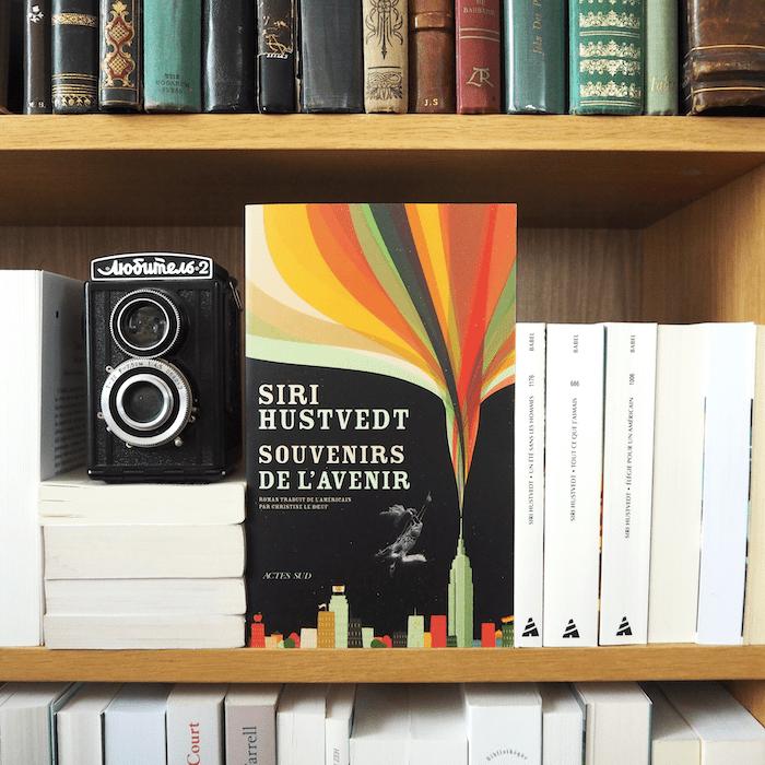 Souvenirs de l'avenir – Siri Hustvedt