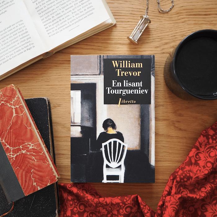 En lisant Tourgueniev – William Trevor