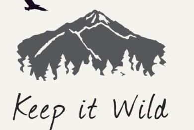 Keep it wild logo John Muir trust review of Nan Shepherd biography