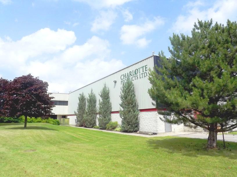 Charlotte Products Ltd. Building