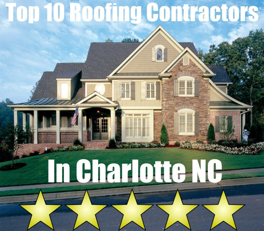 Wonderful Top 10 Roofing Contractors In Charlotte NC