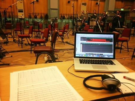 Studio 1, Abbey Road