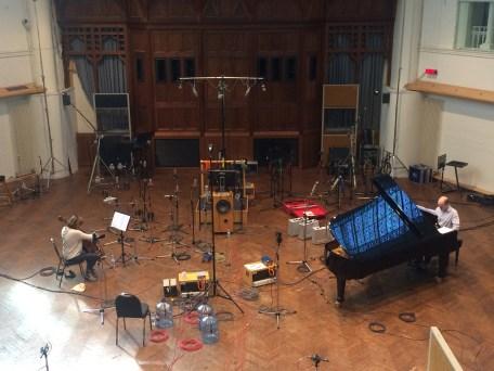 The Hall, AIR Studios