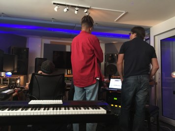 Tokio Myers, Guy Farley and Cragie Dodds - Price Studios