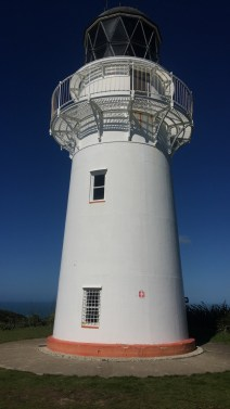 Lighthouse at the top