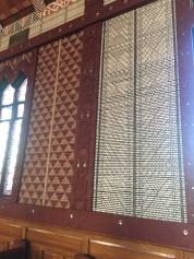 Close up weavings