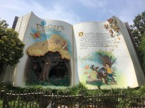 Pooh's Honey Hut, a ride exclusive to Tokyo Disney