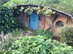 The first door in the Shire.