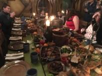 Banquet feast