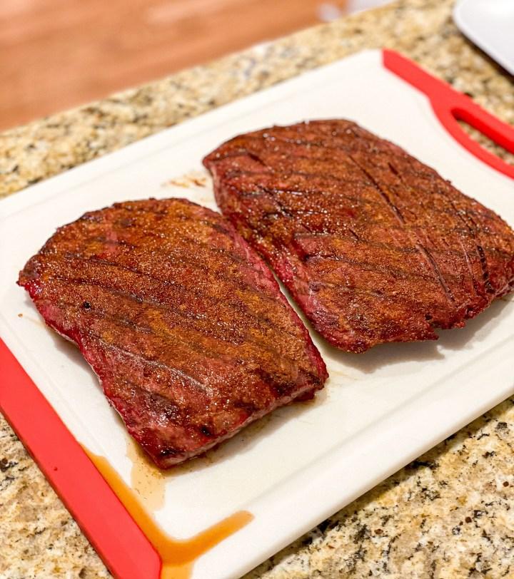 Chipotle Flank Steak