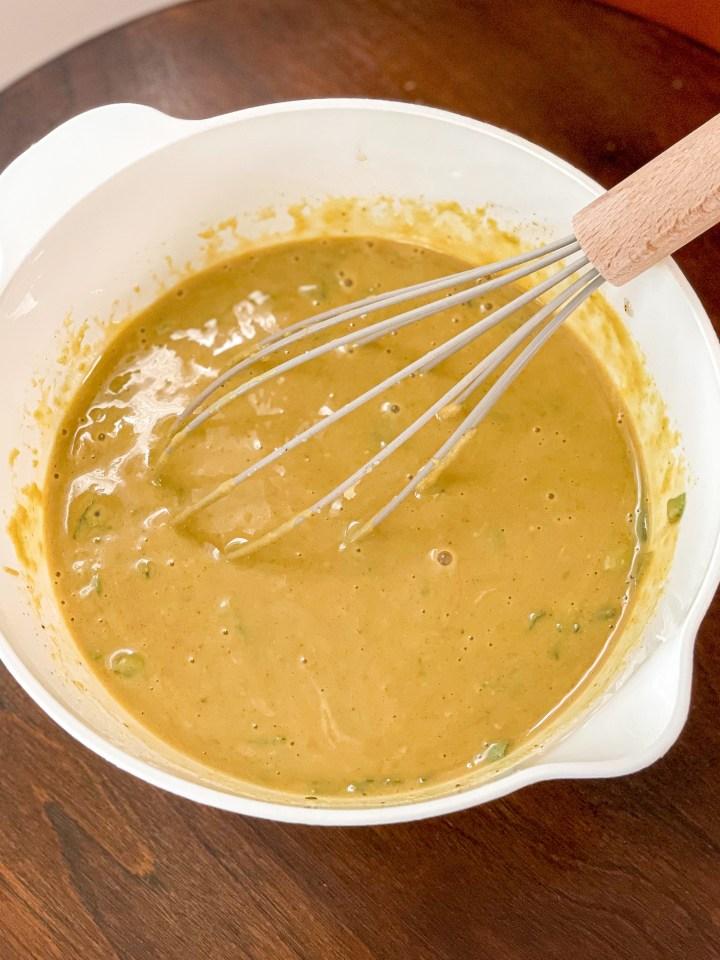 Dijon Maple Sauce