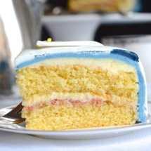 Sponge birthday cake recipe